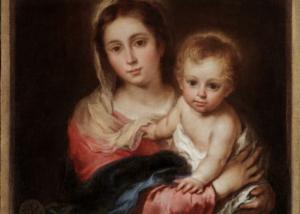 Virgen Servilleta