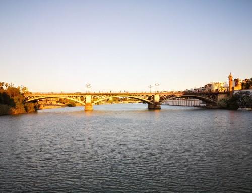 De cómo el río Guadalquivir dejó de serlo.